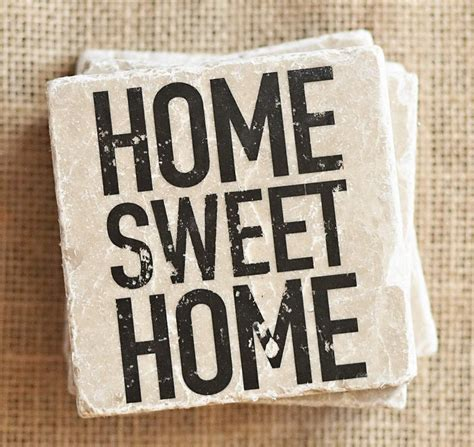 home sweet home decor word art coasters home sweet home decor home sweet home