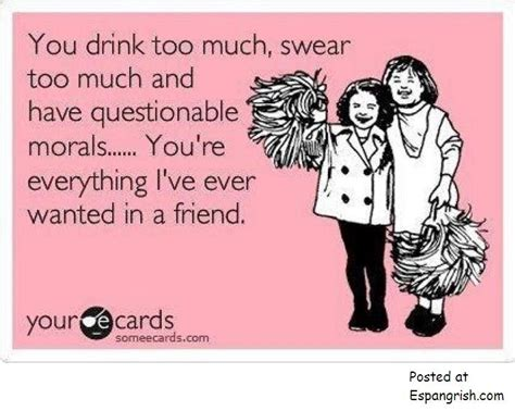e card ecards friendship