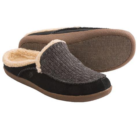 acorn slippers for acorn crosslander mule slippers fleece lining for