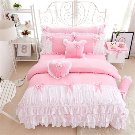 Solid Pink Comforter by Compare Prices On Solid Pink Comforter