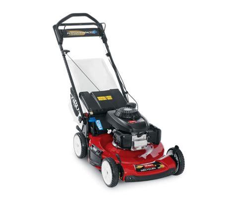 toro   cm personal pace honda engine lawn mower