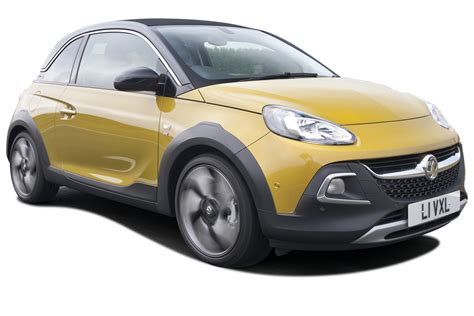 vauxhall adam rocks vauxhall adam rocks hatchback review carbuyer