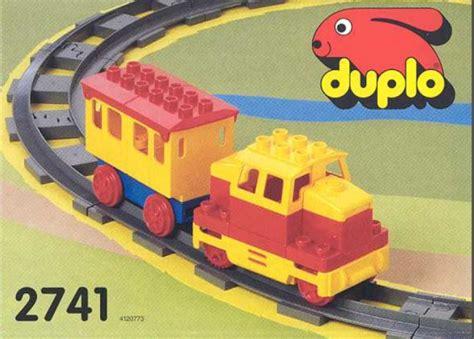 Lego 2736 Duplo Switching Track duplo trains brickset lego set guide and database