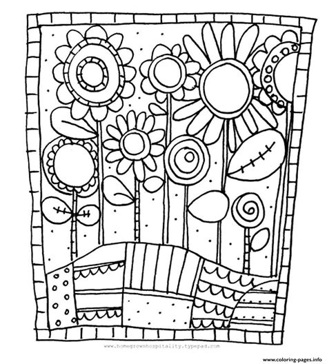 easy coloring pages to print for adults coloring pages detailed coloring pages for adults