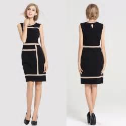 office dresses fashion womens slimming design office work dress prom
