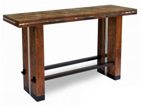 bar bench table pub table bench long bar height tables rustic bar height