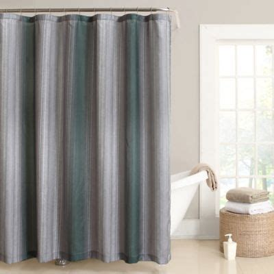 small shower stall curtains buy stafford 72 inch x 84 inch shower curtain in latte