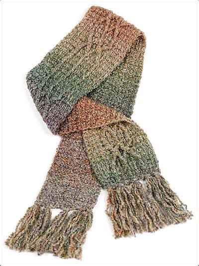 crochet accessories crochet scarf patterns braided