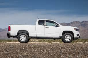 2015 chevrolet colorado is the 2015 motor trend truck of