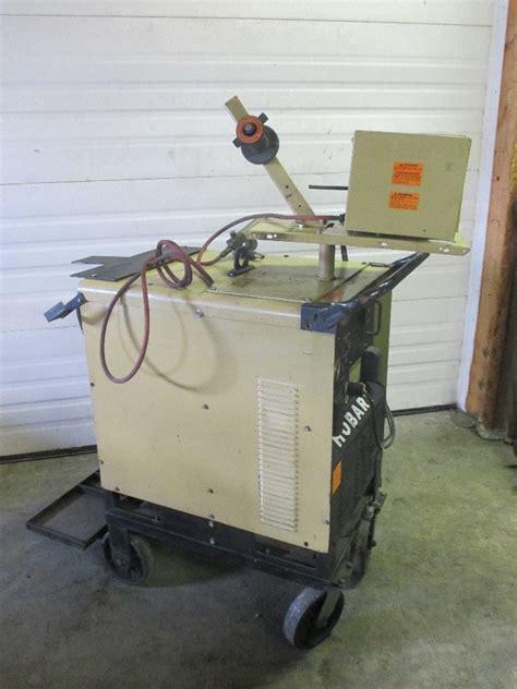 Hobart Wire Feeder hobart rc 301 welder 300 with hobart 2210 wire feeder daves industrial surplus llc