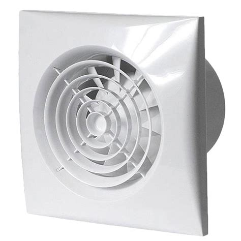 envirovent bathroom extractor fans envirovent extractor fan with timer sil100t