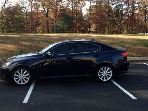 navy blue lexus pics of your dark blue is250 350 club lexus forums