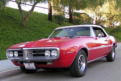 Pontiac Firebird 67 by 67 Pontiac Firebird H