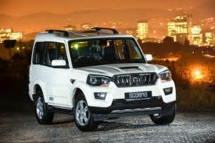 new scorpio car new look mahindra scorpio lands in sa cars co za