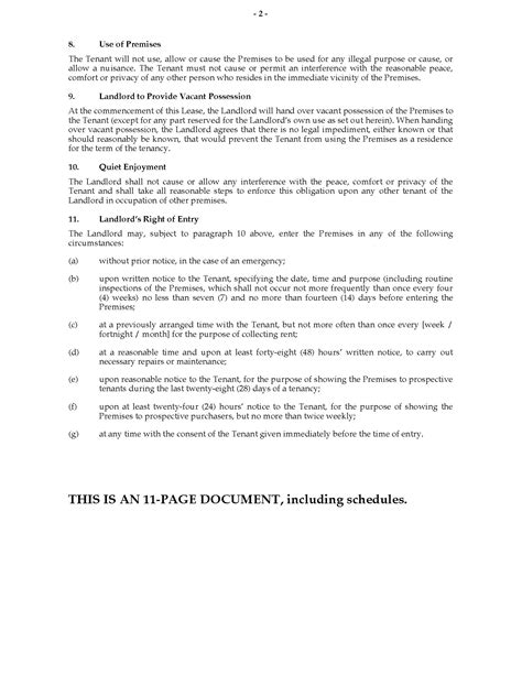 periodic tenancy agreement template south australia periodic tenancy agreement forms