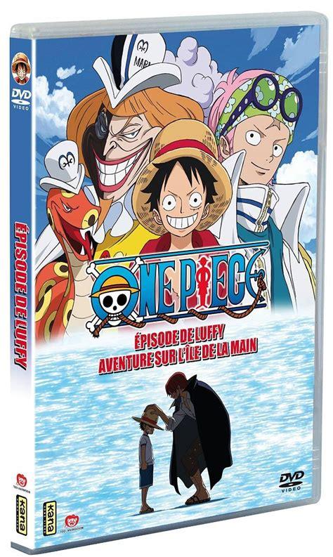 Film One Piece L Ile De La Main Vf | dvd one piece episode de luffy anime dvd manga news