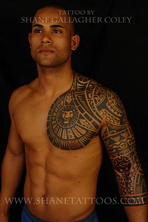 Tattoo The Rock Dwayne Johnson Significado | tattoo maori dwayne johnson e o significado tattoo maori