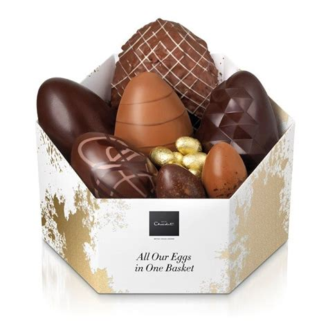 Hotel Chocolat Organic Easter Eggs Hippyshopper by All Our Eggs In One Basket From Hotel Chocolat Happy