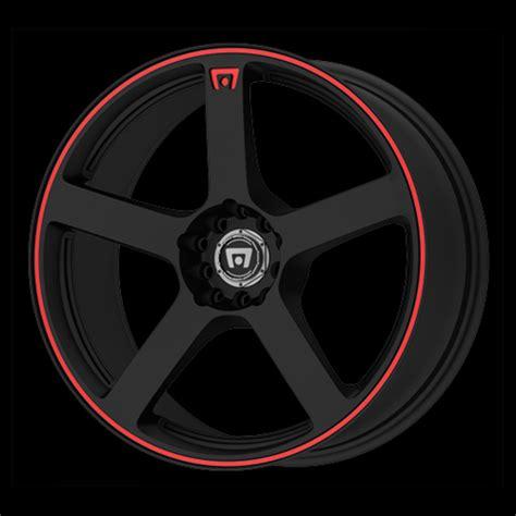 motegi mr116 matte black with red stripe bigwheels net