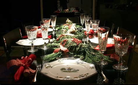christmas dinner decorations staying fit through the holidays 187 the four percent