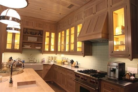 Handmade Oak Kitchens - custom white oak kitchen worth writing home about