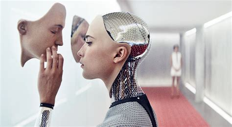 ex machina cast words on films person with an english degree discusses