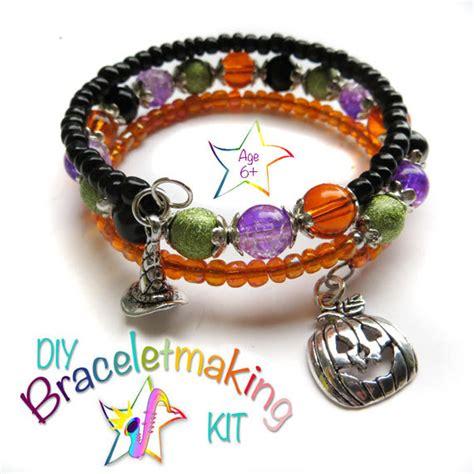 jewelry kits uk items similar to diy bracelet jewellery kit