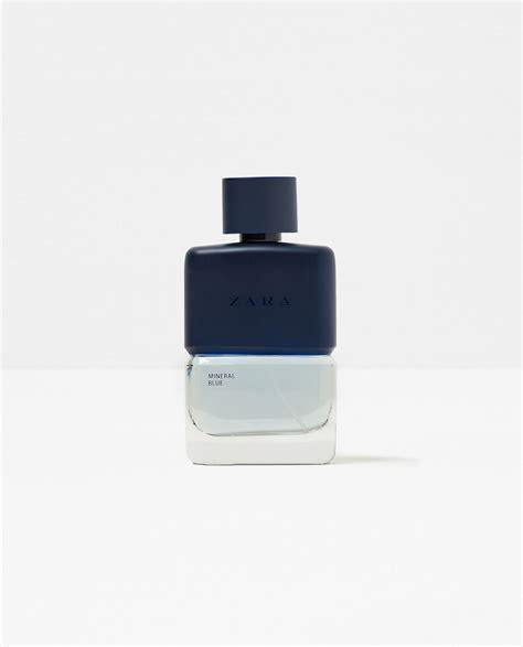 Parfum Blue mineral blue zara cologne een nieuwe geur voor heren 2017