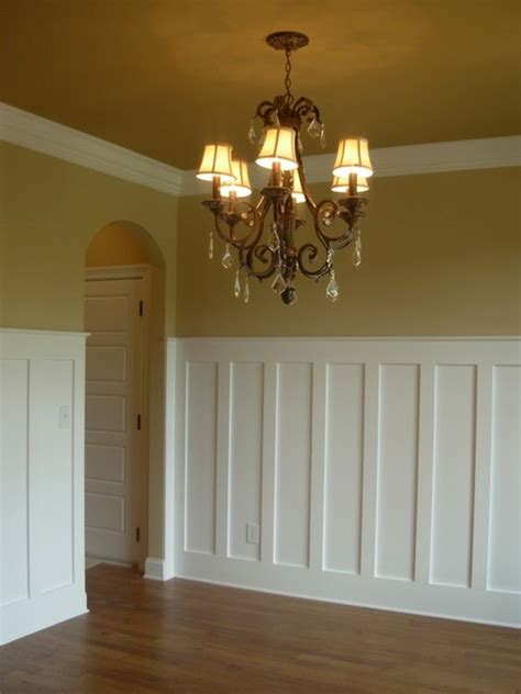 wainscoting ideas for dining room dining room ideas traditional dining room by luxe
