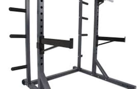 Used Power Racks For Sale by Half Power Rack Olympic Barbell And Bumper Plates For Sale