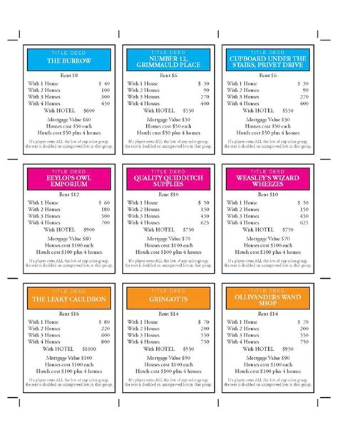 monopoly chance card template go card monopoly wiki there is a go to card