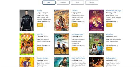 Film Online Ticket Booking | online movie ticket booking system cinema ticketing