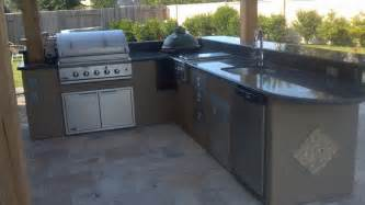 outdoor kitchen stucco finish stucco outdoor kitchen photos