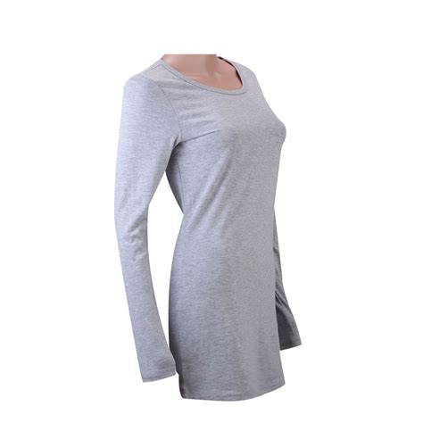 Crewneck Slim Fit T Shirt cotton basic sleeve v neck crew neck slim