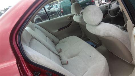 Mitsubishi Galant Interior Parts by Mitsubishi Galant 2001 Interior