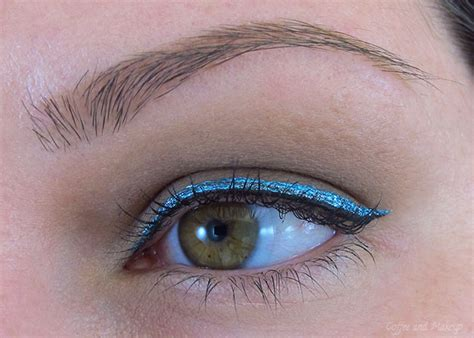 Glam Liner Aqua Luxe Collection Azure nyx glam liner aqua luxe review and swatches coffee makeup