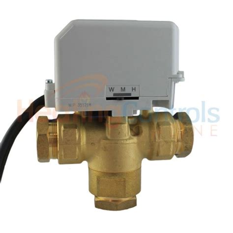 acl drayton invensys ma1 779 3 28mm 3 port motorised valve
