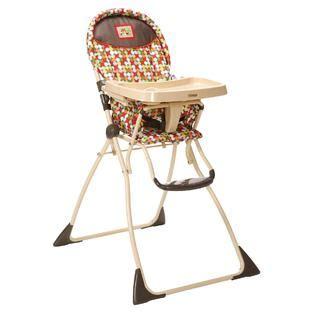 High Chair Kmart by Cosco Calypso Lightweight Folding High Chair Baby Baby Feeding High Chairs Boosters