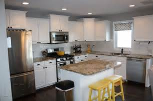 grey white yellow kitchen white and grey kitchen with yellow accents