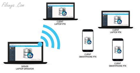 membuat jaringan wifi sekolah cara membuat server untuk pengisian nilai rapor dan us