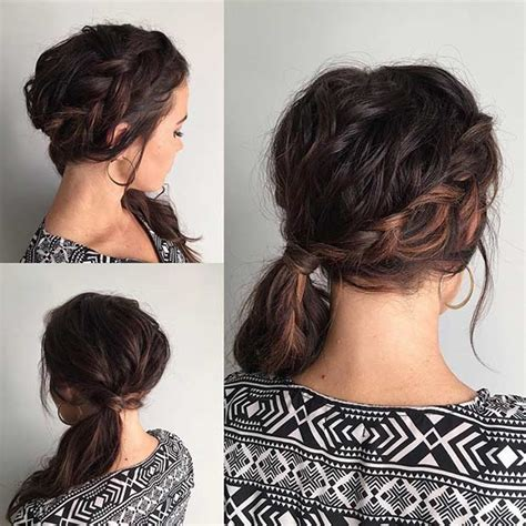 Prom Hairstyles To The Side by 20 Pretty Side Swept Hairstyles For Prom Hairiz