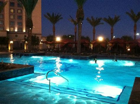 pool at night pool at night picture of casino del sol tucson