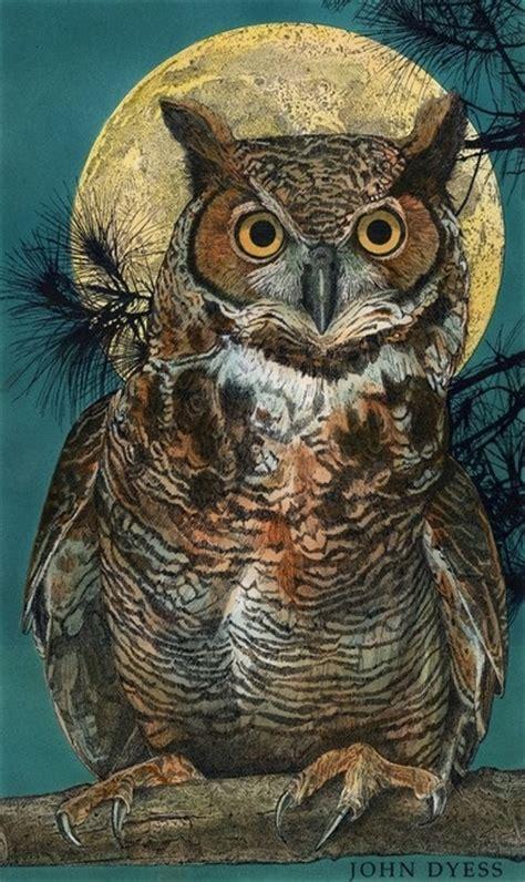 bob ross painting owls owl picmia