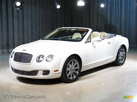 white bentley sedan glacier white bentley continental gtc pictures