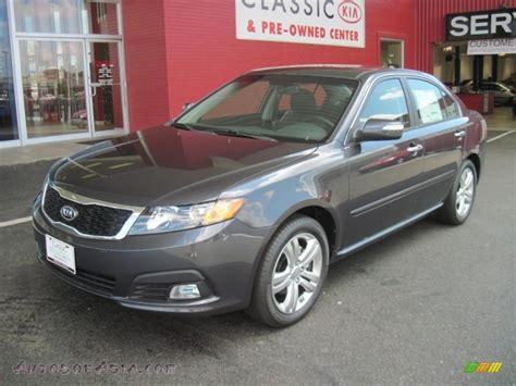 2010 kia optima sx in platinum graphite 393727 autos