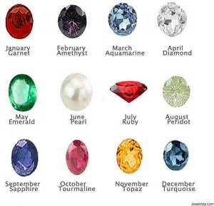 gem colors the best birthday jewelry gift ideas jewelrista