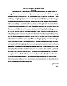 Tell Tale Essay by The Tell Tale I Believe The Narrator Is Because For Some Strange Reason The