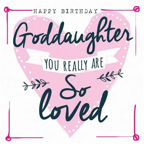Happy Birthday Wishes For A Goddaughter Birthday Wishes For Goddaughter Images Pictures Page 3