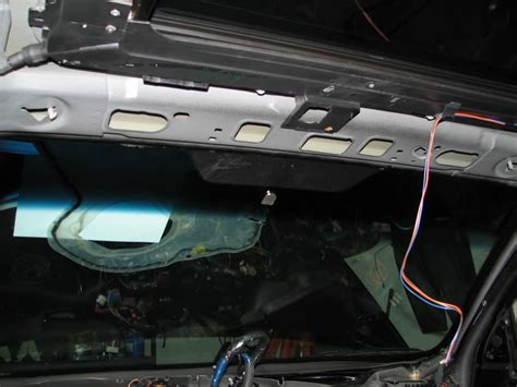 2009 acura black front roof console 2000 regal gs sunroof switch replacement how do i do it