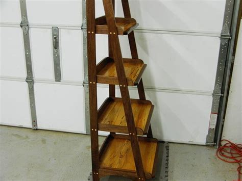 Woodworking Plans Ladder Shelves Plans Pdf Plans Ladder Bookcase Plans